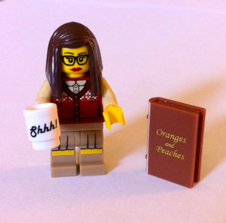 PHOTOS: 28 Super Cool Lego Librarians | Private Law Librarians | Scoop.it