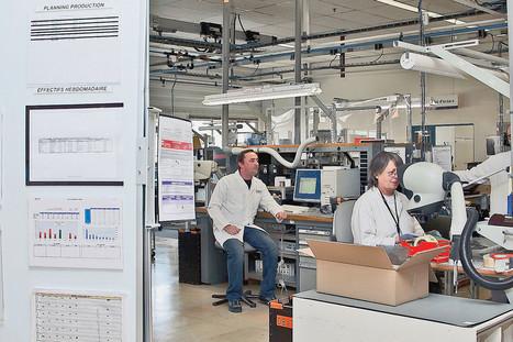 L'Aquitaine, pionnière de l'usine du «futur» | industrie Bordeaux Gironde | Scoop.it