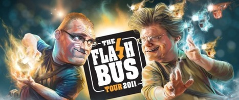 Flash Bus Tour: Learn to Light with McNally and Strobist | Chase Jarvis Blog | Photography Gear News | Scoop.it