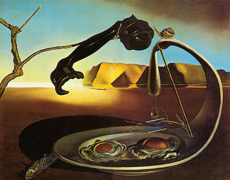 Salvador Dali's Bizarre Surrealist Cookbook Republished After 40 Years - DesignTAXI.com | JLDN journalism.london | Scoop.it