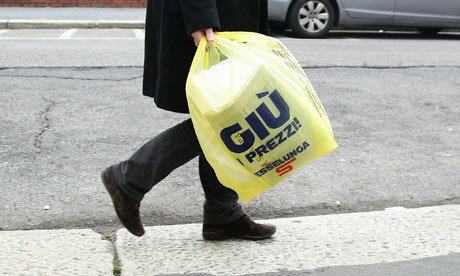 EU moves to make countries tackle plastic bag waste   Zero Food Waste   Scoop.it