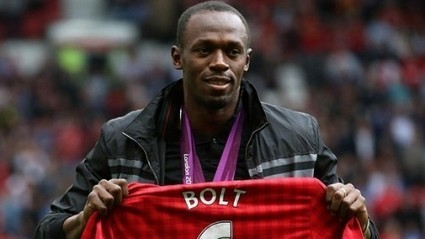 Bolt threatens to call van Gaal if Man U loses this Sunday | yardhype posts | Scoop.it