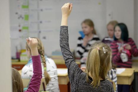 Raportti: Heikosti pärjääviä oppilaita Suomessa yhä enemmän | Kirjastoista, oppimisesta ja oppimisen ympäristöistä | Scoop.it