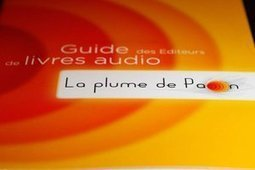 Le livre audio tente de se faire entendre - Europe1   Voix Off - Lecteur Livres audio   Scoop.it