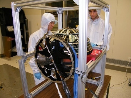 DANDE Satellite Off to a Good Start | Parabolic Arc | The NewSpace Daily | Scoop.it