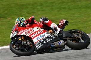 Davies leads the way at Laguna Seca | Ductalk Ducati News | Scoop.it