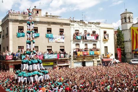 Sant Fèlix 2014, castells en Vilafranca del Penedès | Castells | Scoop.it