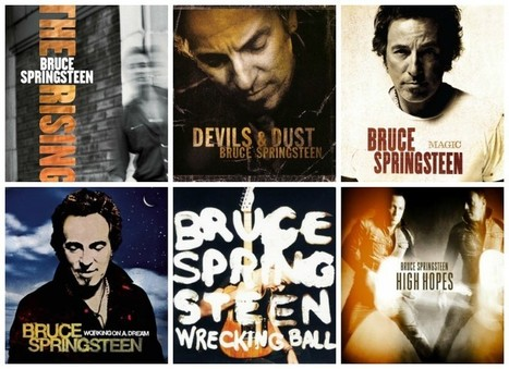 Vote for Springsteen's best song of the 2000s - Blogness on the Edge of Town | Bruce Springsteen | Scoop.it