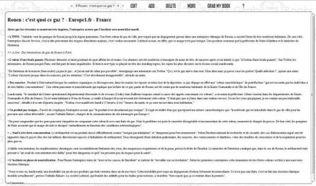 Une extension Firefox pour créer des ebooks, GrabMyBooks | Ballajack | earth sciences | Scoop.it