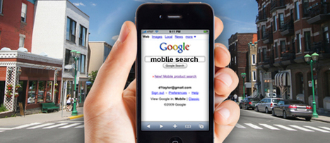 Mobile Search – How Google Thinks About It | The Perfect Storm Team Mobile | Scoop.it
