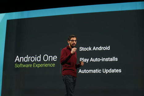 Android One: Google's push to rule the smartphone world - CNET | To be a good Man | Scoop.it