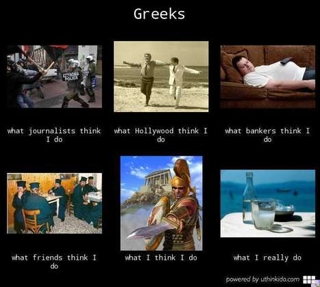 Greeks | What I really do | Scoop.it