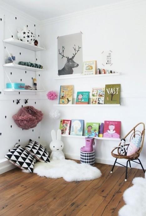 Une chambre Montessori pour le petit dernier – Cocon de décoration: le blog | Décoration | Scoop.it