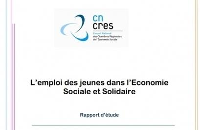 Les structures de l'Economie Sociale et Solidaire (ESS) à la conquête des jeunes | Emploiparlonsnet.fr | Emploi dans l' ESS | Scoop.it