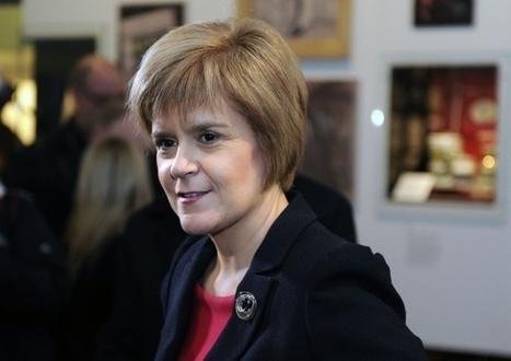 Nicola Sturgeon is 'most trusted Scots politician' - Scotsman | My Scotland | Scoop.it