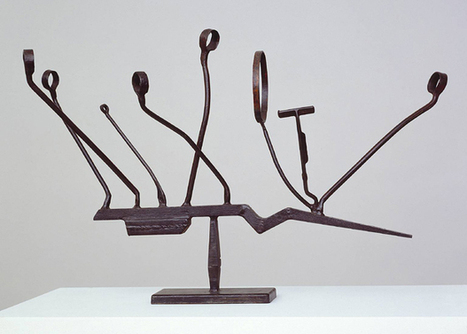 David Smith - the sculptor who drew with metal | Studio Art and Art History | Scoop.it
