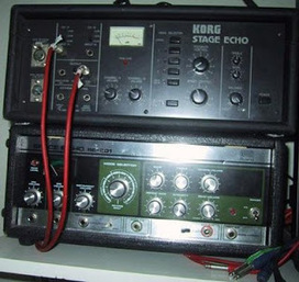 Free RE-201 Roland Space Echo impulse responses 25-200 BPM | DIY Music & electronics | Scoop.it