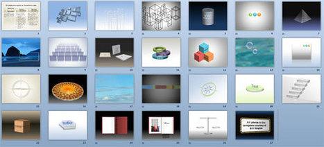 Figuras de PowerPoint Gratis   plantillas-powerpoint.com   acp   Scoop.it