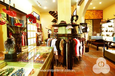 Thiết kế thi công nội thất showroom cửa hàng trọn gói | gạch lát sân | Scoop.it