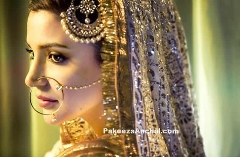 Anushka Plays Salman's Bride in Sultan - Wedding Pics | Indian Fashion Updates | Scoop.it