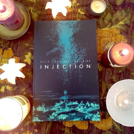 The first volume of Injection reads like a fairytale brought into the tech world | F_C | Scoop.it