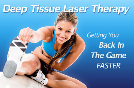 Deep Tissue Laser Therapy Treatmen | Pain Relief Centers of Arizona | Scoop.it