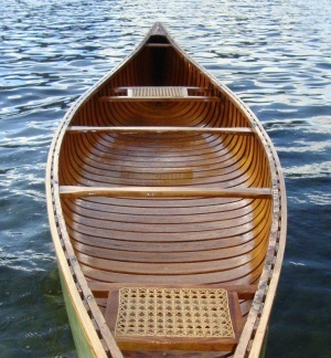 A Field Guide to the Chestnut Wood-Canvas Canoes « Canoeguy's ... | Canoeing | Scoop.it