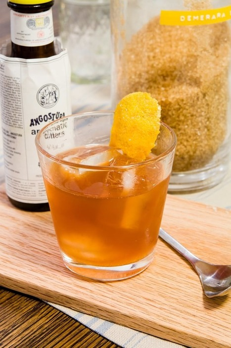 This Is the Most Popular Cocktail of 2016 — Food News | ♨ Family & Food ♨ | Scoop.it