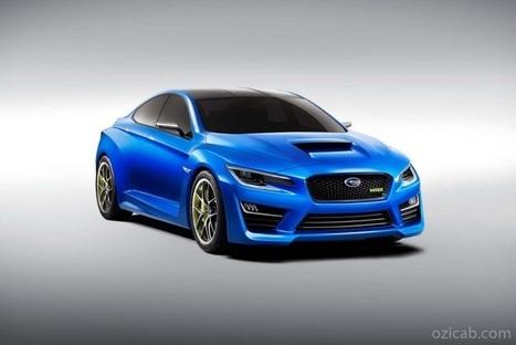Yeni Subaru Impreza Konsept Haliyle Karşımızda! | Ozicab.com - Aradığınız Her Şey Tek Bir Adreste! | Scoop.it