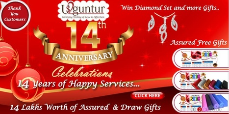 14th Anniversary Celebrations Draw - Us2guntur.com | Us2guntur | Scoop.it