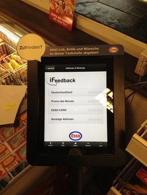 iFeedback® in use with Esso | iFeedback® | Scoop.it