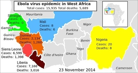 Ebola spreading intensely in Sierra Leone, global toll rises: WHO - About Health Degrees | Salud Publica | Scoop.it