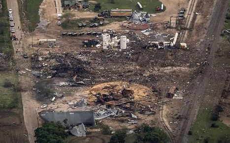 The Exploding Fertilizer Plant in Texas Hadn't Had a Full Inspection in Three Decades | Chemical Sector | Scoop.it