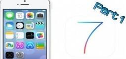 iOS7 for Beginners | Social Media | Scoop.it