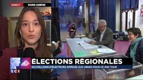 Vote blanc et nul : 1,3 million d'électeurs rendus invisibles au second tour des régionales | Le vote blanc | Scoop.it