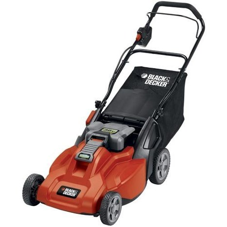 $175.99 Discount on Black & Decker CM1936 19-Inch 36-Volt Cordless Electric Lawn Mower With Removable Battery   Lawn Mowers Discount   Scoop.it