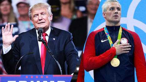 Memo To Donald Trump And Ryan Lochte: Here's How To Give A Proper Apology | Competitive Edge | Scoop.it