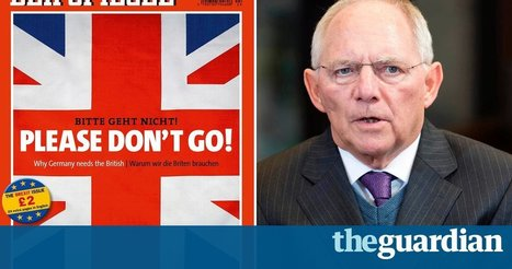 No single market access for UK after Brexit, Wolfgang Schäuble says | Hydrogen powered cars | Scoop.it