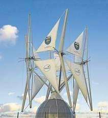 VoileO expérimente l'éolienne à voiles | Wind Power : innovation et R&D | Scoop.it