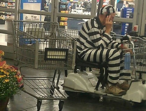 Crazy Clothing People Have Worn At Walmart Stores | Funny Stuff | Scoop.it