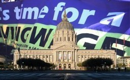 Bay Area Victories for Living Wage | Working for a wage, organizing for justice | Scoop.it