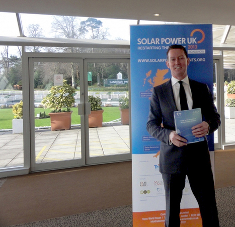 Greg Barker launches third edition of MCS PV installation guide | Solar Style News | Scoop.it