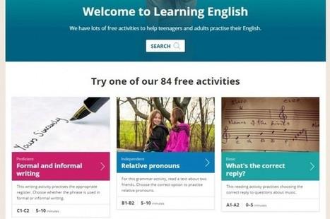 Cambridge English presenta  84 actividades online gratuitas para mejorar nuestro inglés | Aprendiendoaenseñar | Scoop.it