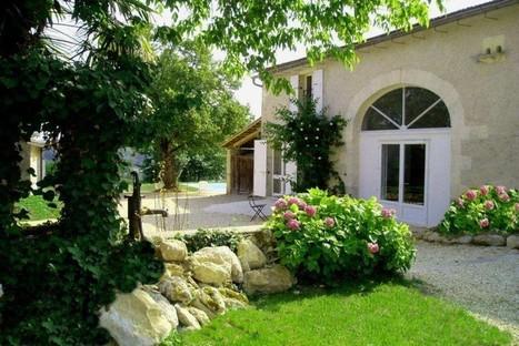 Très belle propriété au coeur de l'Entre deux Mers en GIRONDE   Bordeaux Belles Maisons   Scoop.it