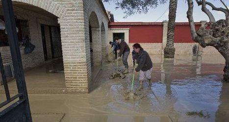 La Confederación del Guadalquivir detecta 109 zonas inundables | Segundo de Bachillerato | Scoop.it