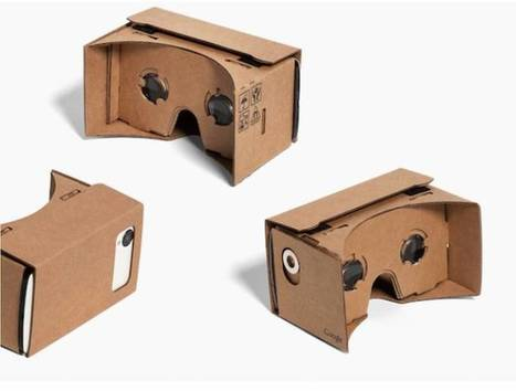 Google Unleashes Cardboard Camera App On iOS: Snap, Share And View VR Images On Your iPhone | Collection of First in the World Wide Web | Scoop.it