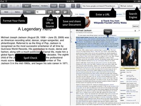 PaperHelper   iPad in the classroom   Scoop.it