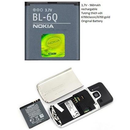 Pin Nokia 6700 siêu bền hàng chuẩn | khóa học lập trình web php | Scoop.it