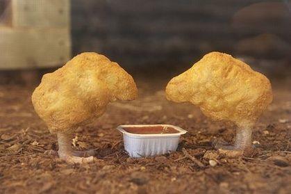 Ce que contiennent vraiment les nuggets de poulet | Scienceosport | Scoop.it