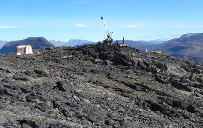 Greenland's Kvanefield rare earths project in Greenland. - Business News   Inuit Nunangat Stories   Scoop.it